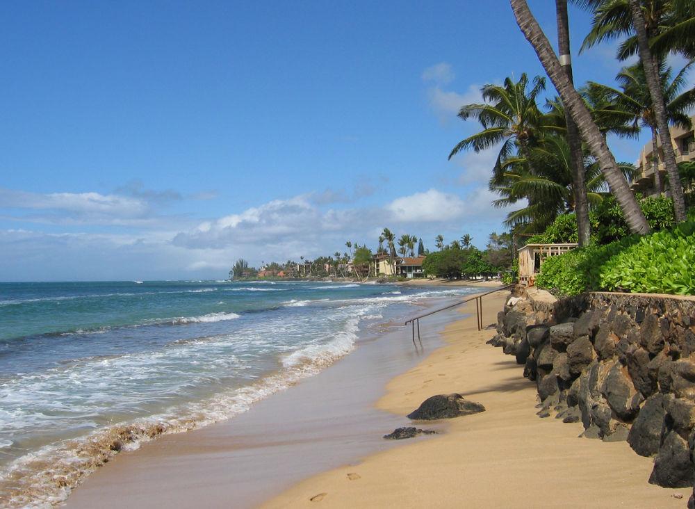 Strand Maui Hawaii