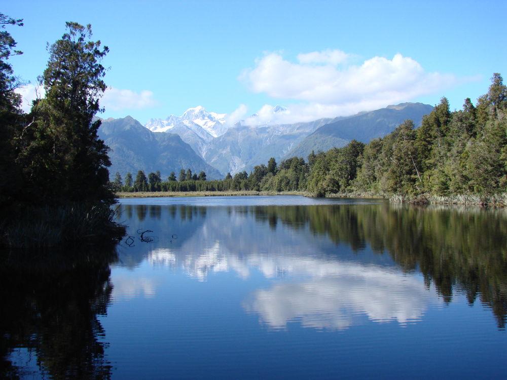 Mount Cook Lake Pukaki